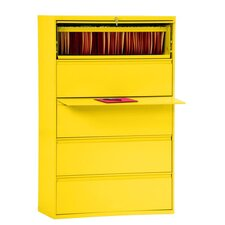 800 Series 5-Drawer  File