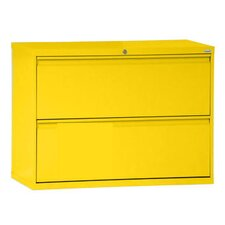 800 Series 2-Drawer  File