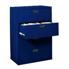 400 Series 4-Drawer  File Cabinet