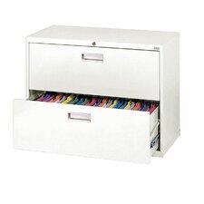 600 Series 2-Drawer  File Cabinet