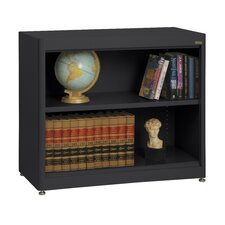 "Elite Radius Edge Stationary 30"" Standard Bookcase"