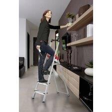 XXL Garden&Home 4-Step Household Ladder