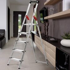 XXL Garden&Home 5-Step Household Ladder