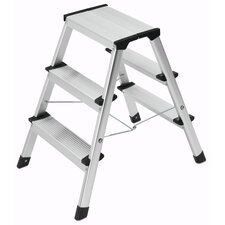 L90 0.68m Aluminium Step Ladder
