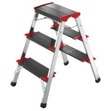 240cm L90 225 ChampionsLine Aluminium Folding Steps