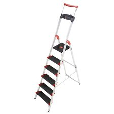 XXR 225 ChampionsLine 3.03m Aluminum Step ladder with Class I (Industrial) 175 kg