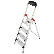 XXL 2.59m Aluminium Step Ladder with Class EN131 (Professional) 159kg
