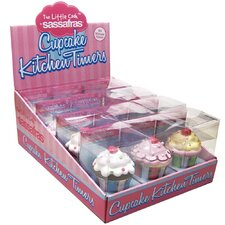 Assorted Cupcake Timer Display