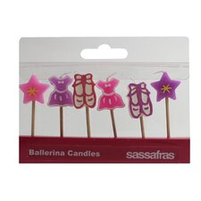 Ballerina Party Candle (Set of 2)