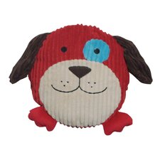 PJ Friends Dog Throw Pillow