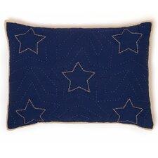 Classic Stars and Stripes Standard Sham