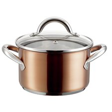 Asterion Stock Pot with Lid