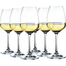 6-tlg. Weißweinglas-Set Celeste