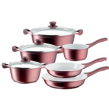Himalia 6-Piece Non-Stick Cookware Set