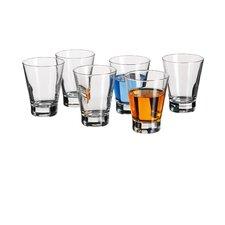 6-tlg. Schnapsglas-Set Shetland