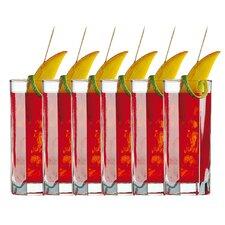 6-tlg. Longdrinkglas-Set Octime