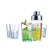 5-tlg. Cocktail-Set
