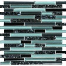 Spectrum Random Sized Stone Composite Mosaic Tile in Multi