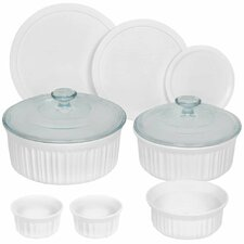French 10 Piece Bakeware Set