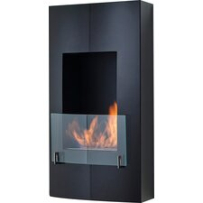 Hollywood Wall Mount Ethanol Fireplace