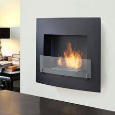 Wynn Wall Mount Ethanol Fireplace