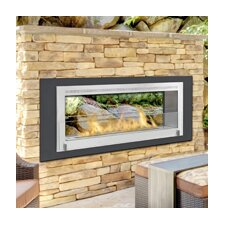 Santa Cruz Bio-Ethanol Tabletop Fireplace