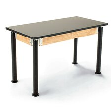 Adjustable Height Science Table
