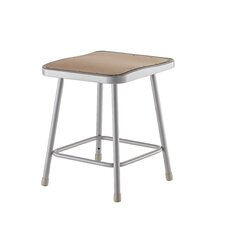Stool with Square Seat