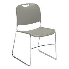 Hi Tech Ultra Compact Armless Stacking Chair
