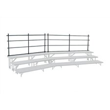 Guard Rail for Tapered Risers