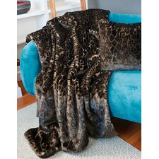 Signature Series Faux Fur Throw