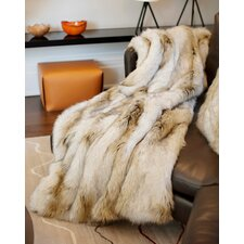 Limited Edition Series Faux Fur Throw
