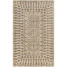Smithsonian Hand-Tufted Gray/Neutral Area Rug