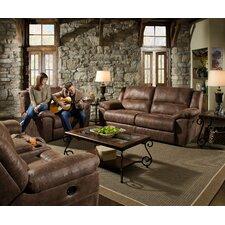 Phoenix Mocha Living Room Collection