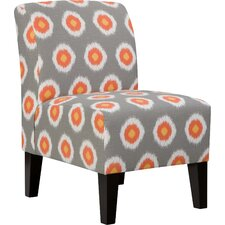 Side Chair in Grey