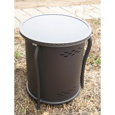 Fire Pit Fuel Cover