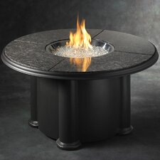 Grand Colonial Table with Fire Pit