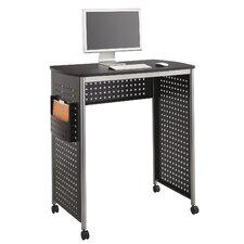 Scoot Stand-Up Workstation AV Cart