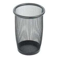 Onyx .75-Gal Round Mesh Wastebasket (Set of 9)
