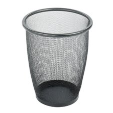 Onyx 5-Gal Round Mesh Wastebasket (Set of 9)