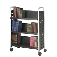 Scoot Book Cart
