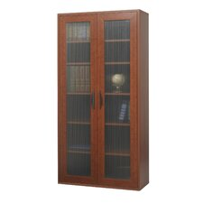 "Apres Modular Storage Tall Cabinet 59.5"" Barrister Bookcase"