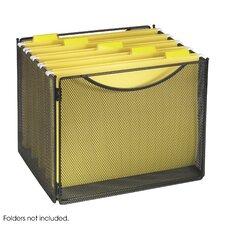 Desktop File Storage Box