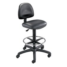 Precision Extended Height Drafting Chair