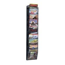 Mesh Literature Rack, 10 Compartments