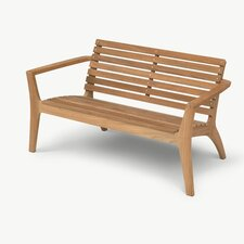 Regatta 2-Seater Teak Garden Bench