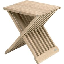 Fionia Folding Accent Stool
