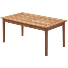 Teak Drachmann Dining Table