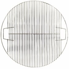 Round Chrome Kettle Cooking Grid