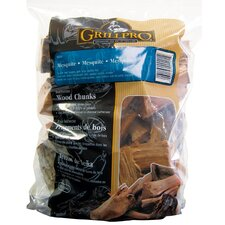 Grill Pro Mesquite Flavor Wood Chunk